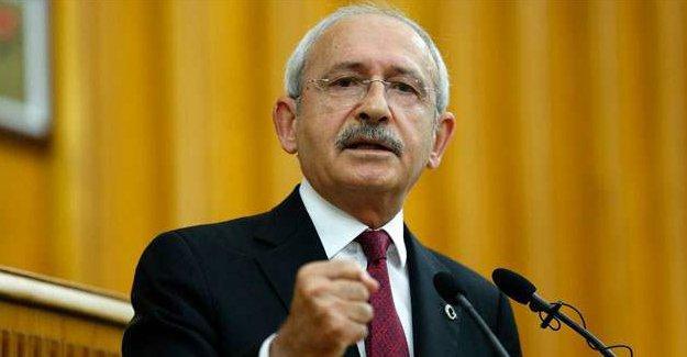Kılıçdaroğlu, Cumhurbaşkanı Erdoğan'a ağır karşılık verdi