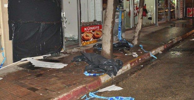 Kızılay bombalı saldırısındaki 3'üncü kişinin amcasına ait işyerine saldırı