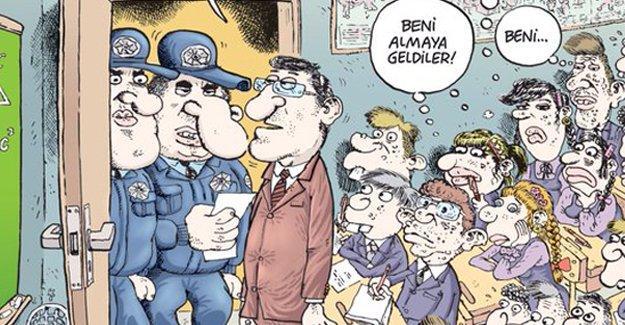 Leman: Herkes bir gün Cumhurbaşkanı'na hakaretten tutuklanacak!