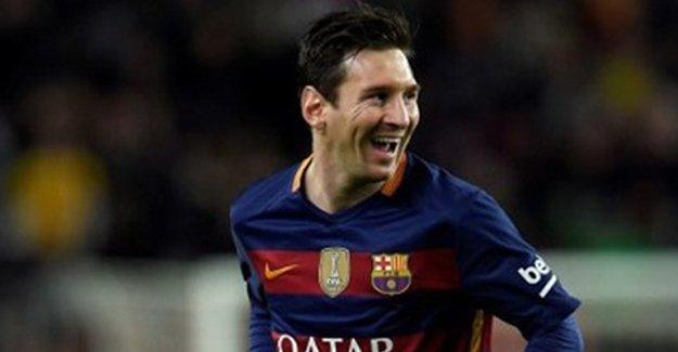 Messi'den Obama'ya yanıt