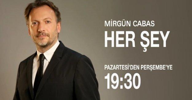 Mirgün Cabas'ın programları yayından kaldırıldı