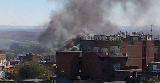 Nusaybin ve Yüksekova'da şiddetli çatışmalar