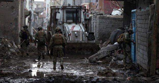 Nusaybin'de çatışma: 1 asker yaşamını yitirdi