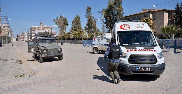 Nusaybin'de 4 asker hayatını kaybetti
