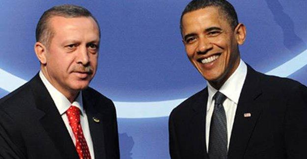 Obama Erdoğan ile görüşmeyi reddetti iddiası
