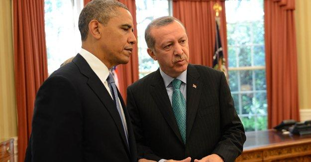 Erdoğan'dan Obama'ya eleştiri