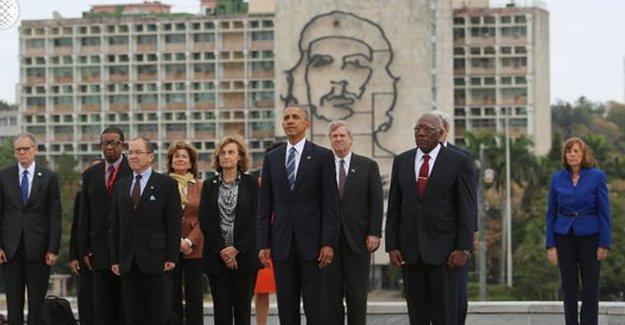 Castro'dan Obama'ya Guantanamo çıkışı