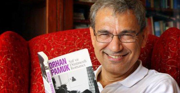 Orhan Pamuk'un yeni kitabı çıktı