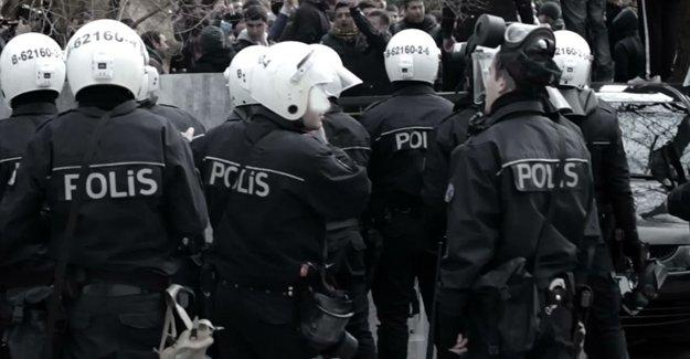 Polisten öğrenciye tehdit: Seni uzun zamandır takip ediyoruz, çok oldun