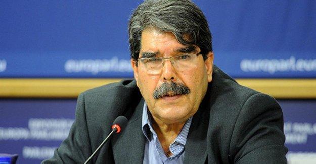 PYD Eş Başkanı Müslim: Türkiye'nin durumu tamamen Kürt fobisidir