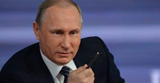 Putin'den 'Türk Akımı' açıklaması