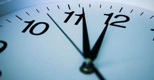 Mesai saatleri değişecek