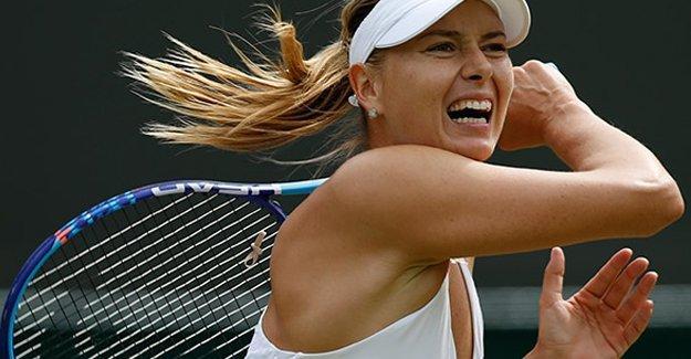 'Sharapova tenisi bıraktı' iddiası!