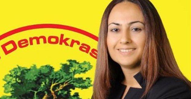Silvan Belediyesi Eş Başkanı Yüksel Bodakçi tahliye edildi