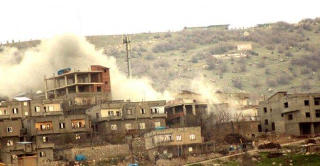 Şırnak'ta 1 korucu hayatını kaybetti