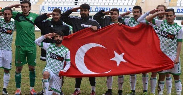 Sivas Belediyespor Amedspor'u yenince...