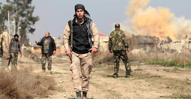 """""""Suriye'de ateşkes süresince 135 kişi öldü"""""""