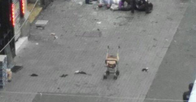 Taksim patlamasında IŞİD şüphesi
