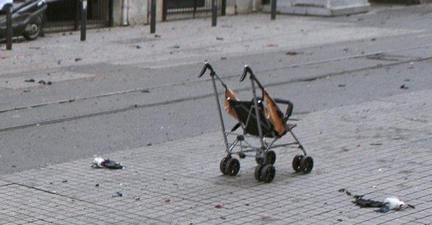 Taksim saldırısında yaralanan Asya bebeğin bir gözünü kaybetme ihtimali var