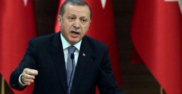 Erdoğan'dan Brüksel için ilk açıklama