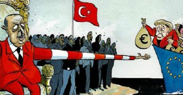 Times'tan AB-Türkiye arasındaki 'göçmen şantajı' tasviri