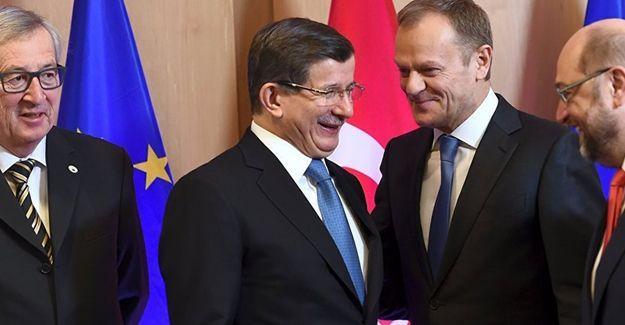 'Türkiye'ye ek 3 milyar Euro verilecek'