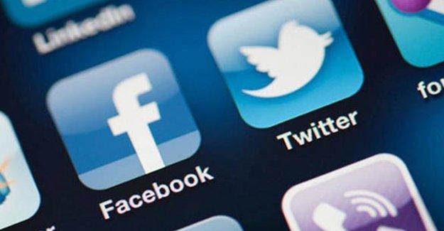 Twitter ve Facebook'a erişilemiyor