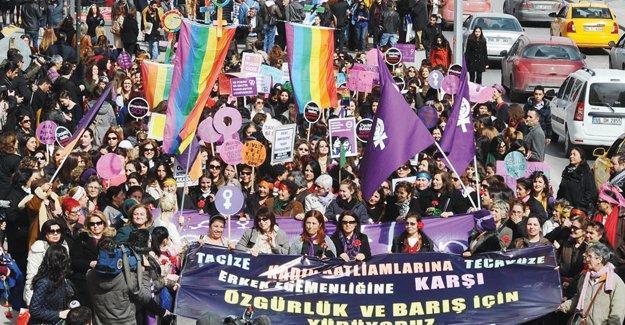 Urfa'da 8 Mart etkinliklerine yasak
