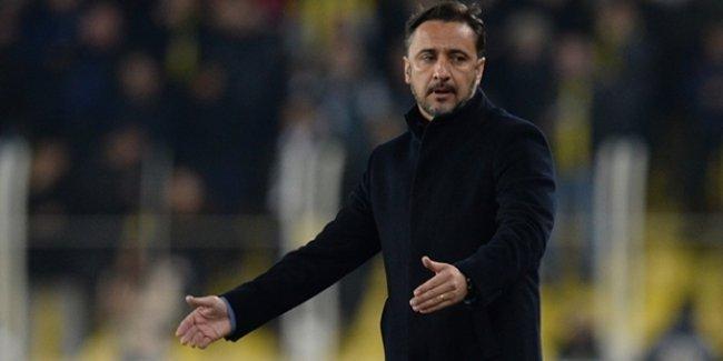 Vitor Pereira: Futbol konuşamıyorum bu ortamda