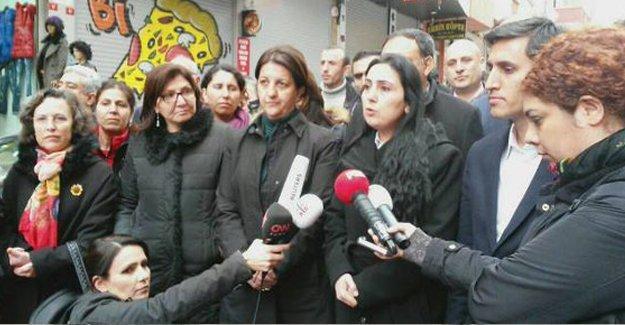 Yüksekdağ: Newroz yasaklanamaz