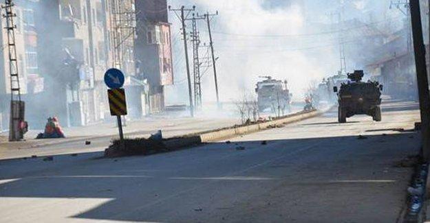 Yüksekova'da 1 kişi hayatını kaybetti