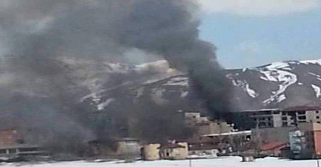 Yüksekova'da kimyasal gaz ile 40'a yakın kişi öldürüldü iddiası