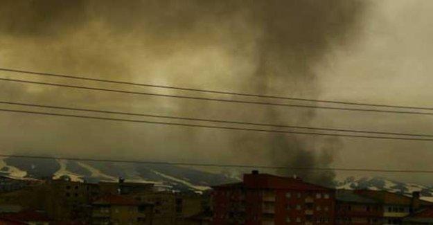 Yüksekova'da yasak genişledi