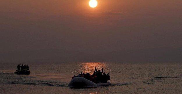 Yunanistan 766 sığınmacıyı Türkiye'ye iade etti