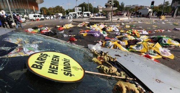 Ankara Garı katliamında Emniyet'in öncelikleri varmış!
