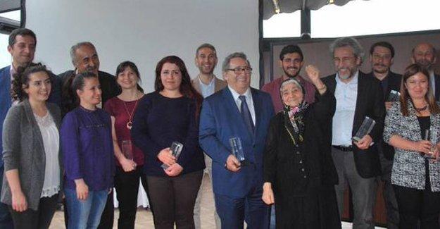 19. Metin Göktepe Gazetecilik Ödülleri verildi