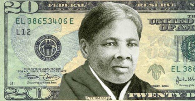 ABD Doları'nda ilk kez siyahi bir kadın olacak