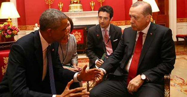 ABD ile 'Mınbiç pazarlığı'nda Türkiye'den 2 şart
