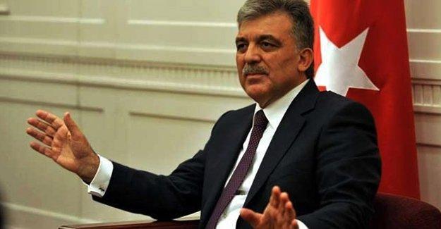 Abdullah Gül'den Kürt sorunu açıklaması