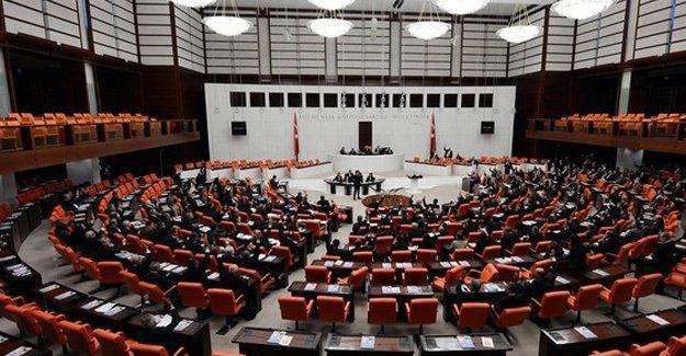 25 dokunulmazlık fezlekesi daha Meclis'e geldi