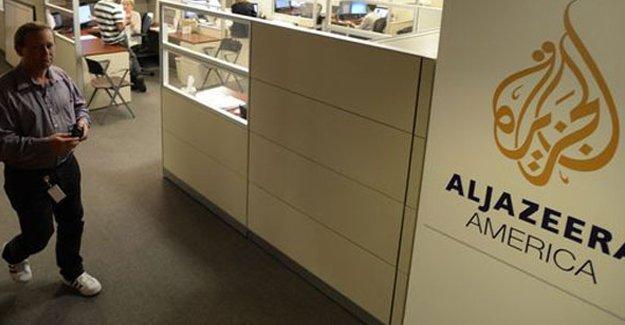 Al Jazeera ABD'de kapandı