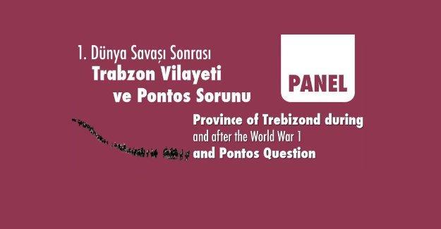 """Ankara'da """"Pontos Sorunu"""" tartışılacak"""