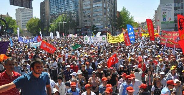 Ankara Valiliği'nden 1 Mayıs açıklaması