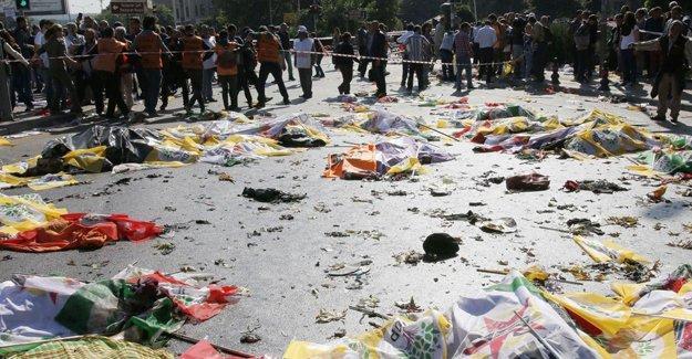 Ankara'daki gar saldırısıyla ilgili tutuklama