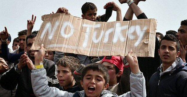 AP'den çağrı: 'Sığınmacı anlaşması'nın uygulanmasına son verin