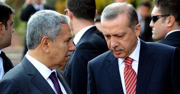 Arınç'tan Erdoğan'a gönderme: 'Davanın savcısıyım' diyenler konuşsun