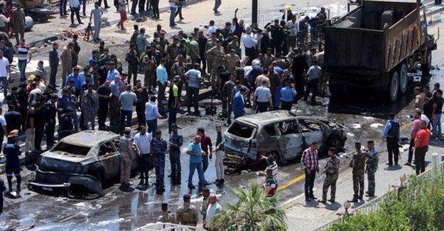 Bağdat'ta intihar saldırısı: 24 ölü