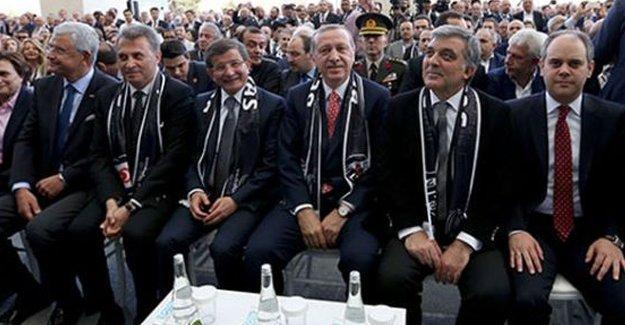 Beşiktaş'ın yeni stadı taraftarlar olmadan açıldı