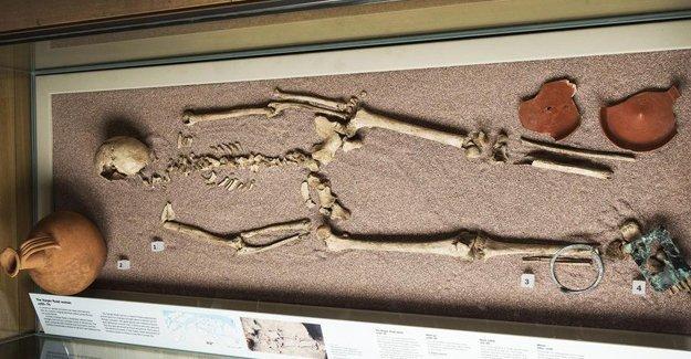 Bilinen en eski interseks birey bulundu