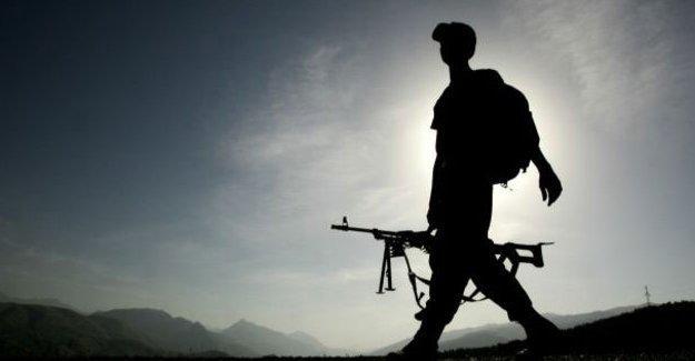 Hakkâri Çukurca'da 1 asker hayatını kaybetti